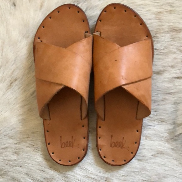 Beek Shoes   Beek Robin Sandals Size 8